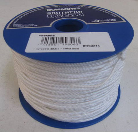 Plaited Synthetic VB Cord