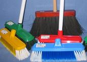 Household & Garden Brooms